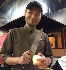 料理長:桜井